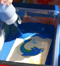 SandArt Dolphin Resize