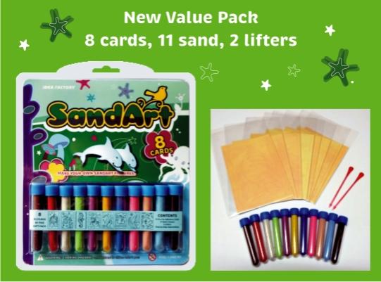 sand content kit